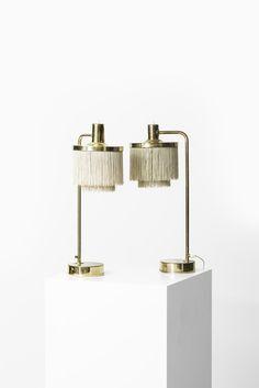 Hans-Agne Jakobsson table lamp model B-140 at Studio Schalling