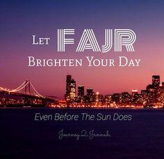 Fajr is my favorite salah before i leave for work.