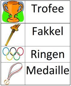 www.juf-lisanne.nl Stempelkaart 1 Olympische  spelen
