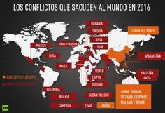 CNA: Una Carta escrita hace 150 años describe 3 Guerras Mundiales + TODOS los Conflictos que asolan el mundo
