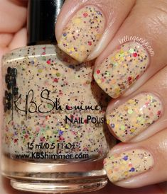 KBShimmer — How Corn-y (Winter Collection   Winter 2015)