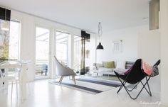 Helsinki, Barcelona Chair, Decoration, Lounge, Living Room, Design, Furniture, Home Decor, Spaces