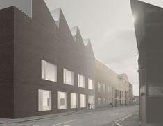 Newport Street Gallery - Caruso St John Architects