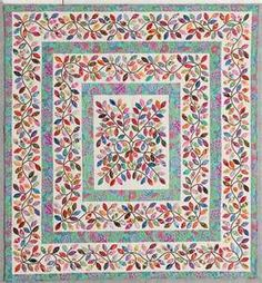 My favorite of Kim McLean's quilts