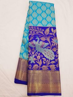 price 22900 Beautiful and elegant kanchipuram silk saree by Sitarini. NOTE: Kindly whatsapp us at +91 9742914002 or call us at +91 9986125256 to confirm the availability of product before placing the order. We offer customized designing and stitching services. Shipping: The product will be shipped in 2-3 working days after the confirmation of your order and will reach the destination within 7-10 working days across India. Fabric Type: Silk Saree Length: 5.5 Meters Blouse Length: 70 Centime Indian Bridal Sarees, Wedding Silk Saree, Indian Silk Sarees, Kanjivaram Sarees Silk, Kanchipuram Saree, Latest Silk Sarees, Silk Sarees Online, Pattu Saree Blouse Designs, Wedding Saree Collection