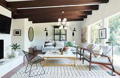 Our Chic Makeover for Sophia Bush's L.A. Cottage
