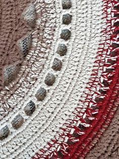 Blanket, Rugs, Crochet, Home Decor, Farmhouse Rugs, Blankets, Knit Crochet, Interior Design, Crocheting