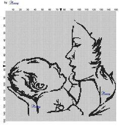 """Vaizdo rezultatas pagal užklausą """"cross stitch black and white scheme"""" Cross Stitch Pillow, Just Cross Stitch, Beaded Cross Stitch, Crochet Cross, Cross Stitch Baby, Crochet Chart, Modern Cross Stitch, Cross Stitch Charts, Cross Stitch Designs"""