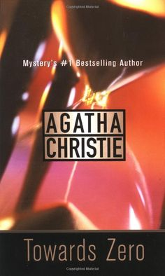 Love The Stacks - Towards Zero by Agatha Christie, $1.00 (http://www.lovethestacks.com/towards-zero-by-agatha-christie/)