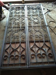 Steel Gate Design, Front Gate Design, Door Gate Design, House Gate Design, Balcony Grill Design, Window Grill Design, Christmas Light Installation, Iron Work, Iron Gates