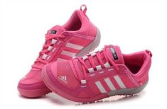 new concept 1a864 d3ce6 Beautiful Adidas Daroga Two 11 CC Mesh Women Sports Shoes in Pink, High  Quaity