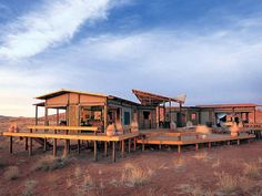 Lodge Suite - Wolwedans NamibRand Reserve - Namibia