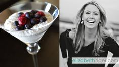Vanilla Chia Seed Pudding Recipe Head on over to http://www.elizabethrider.com and subscribe to my email list for exclusive free content including healthy recipes, cooking classes and wellness advice that actually works. See you there!