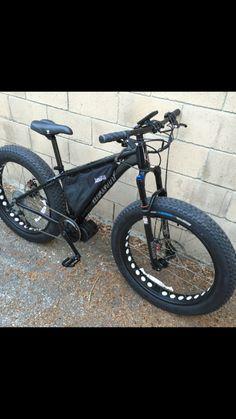 5000w 72volt Luna Rhino Cargo Fat Bike