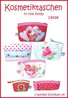 Beautycases ITH 5x7
