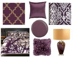 Punchy Purple Home Decor Dd My New Fav Accent Color