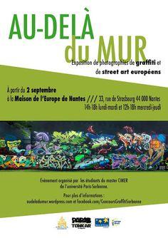 Paris Tonkar magazine // Graffiti and Street art: Exposition :: Au-delà du Mur :: sept. 2013