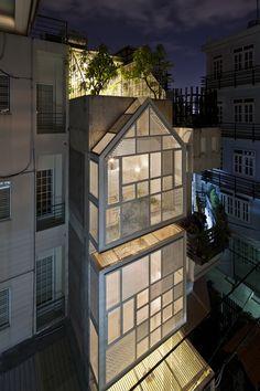 3x10 House,© Hiroyuki Oki