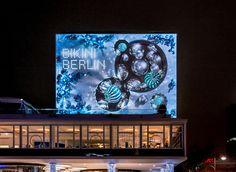 ღღ Winterinszenierung am Bikini Berlin (staging of the winter) by Frank Haase
