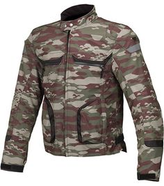 Cool camo jacket from Macna. The new Command+
