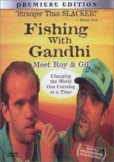 Fishing with Gandhi 1998