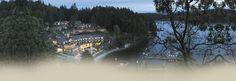 Poet's Cove resort, South Pender Island, BC