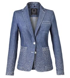 """T-Jacket SS 2016 single-breasted """"Plancton"""".  Discover the new collection on www.tonello.net"""