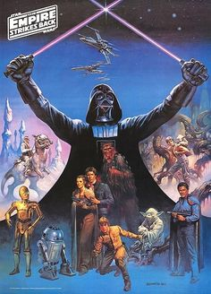 This is the holy grail when it comes to Star Wars movie posters.