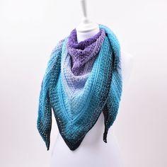 Timeless shawl - Twister Patterns