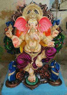 Jai Ganesh, Ganesh Lord, Ganesh Idol, Shree Ganesh, Ganesha Art, Shri Ganesh Images, Ganesh Chaturthi Images, Lord Ganesha Paintings, Lord Shiva Painting
