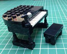 Lego Piano Piano Funny, Mixer, Lego, Music Instruments, Musical Instruments, Legos, Stand Mixer