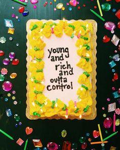 Drake On Cake by Joy the Baker.