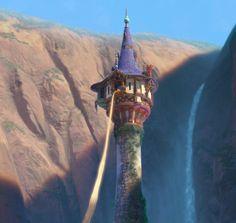 Disney Disney Disney, Rapunzel let down your hair. Disney Pixar, Animation Disney, Film Disney, Disney Rapunzel, Disney And Dreamworks, Disney Art, Disney Movies, Repunzel Tangled, Tangled Movie