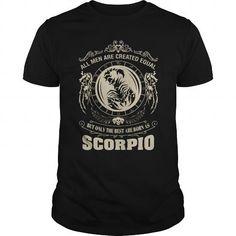 Cool For Scorpio Men T shirts