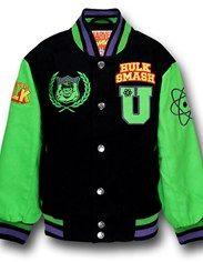 Hulk Smash U jacket