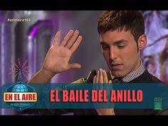 El Mago Pop sorprende a Buenafuente y Berto dejando bailar un anillo en el aire - YouTube