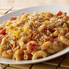 Ancho Chili Macaroni & Cheese | Furmano's