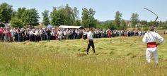 "Days of mowing ""Romanija 2015""in Brezjak, 5th of July"