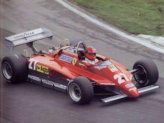 Ferrari 126 C2 F1 1982