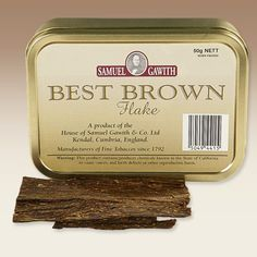 http://www.pipesandcigars.com/pipe-tobacco/73036/samuel-gawith-best-brown-flake/