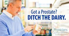 The Link Between Dairy And Prostate Cancer Is Too Significant To Ignore • Live Be Vegan