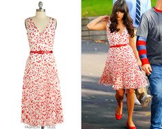 Jackpot! All the fashions of Glee and where they are from, so excited I found this!