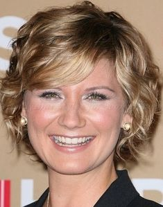 Image result for short curly hairstyles for women over 50