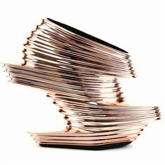 Avant Garde Fashion - dramatic sculptural footwear design; shoe art // United Nude