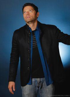 Misha your Dean is showin Supernatural Destiel, Castiel, Misha Collins, Hot Actors, Actors & Actresses, Dmitri Tippens Krushnic, Jensen Ackles Jared Padalecki, Most Beautiful Man, My People