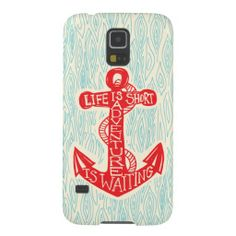 Adventure is Waiting Galaxy S5 Case