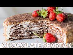 Chocolate Spartak Cake Recipe