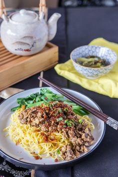 Pork and Mushroom Noodles Recipe on Yummly. @yummly #recipe