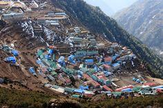 Namche bazaar- everest Trekking