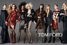 Tom Ford Favorite Gigi Hadid Stars in His Fall Campaign - The Cut